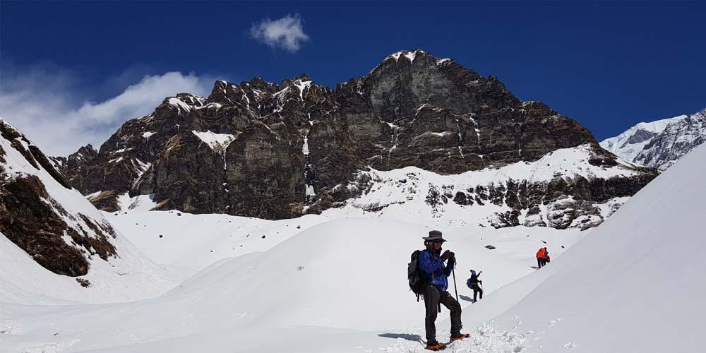 Annapurna Base Camp Trek 8 days from Pokhara
