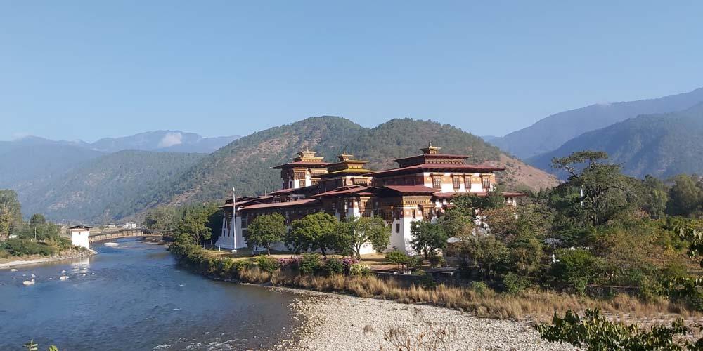 4 Nights 5 Days Bhutan Tour