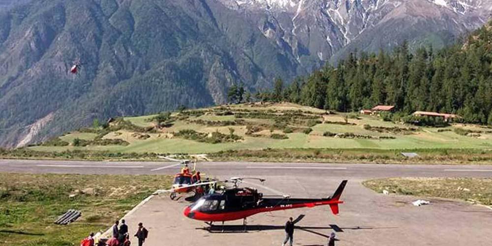 Kailash Mansarovar Yatra by Helicopter