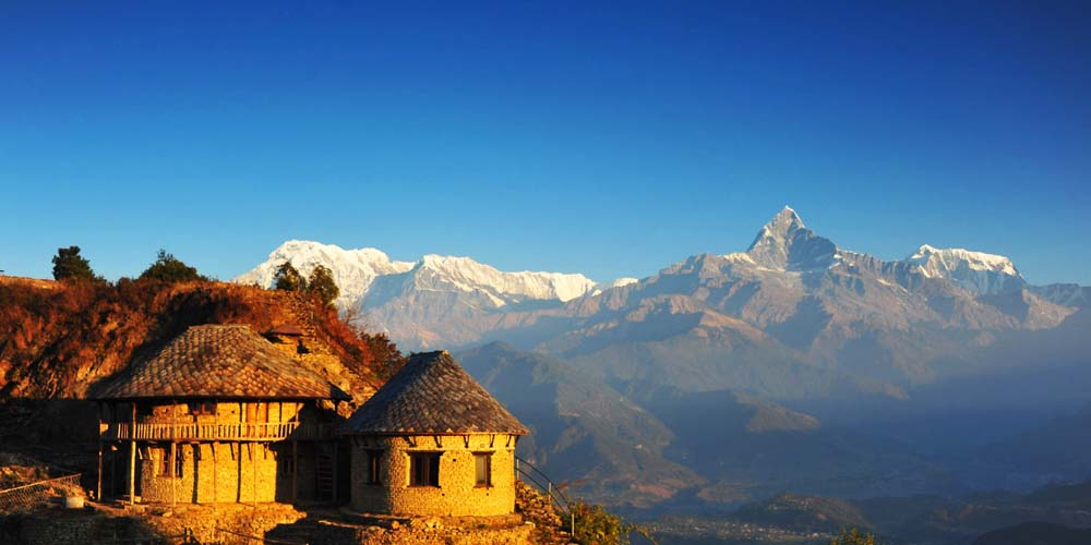 Kathmandu to Pokhara Flight 25 minutes