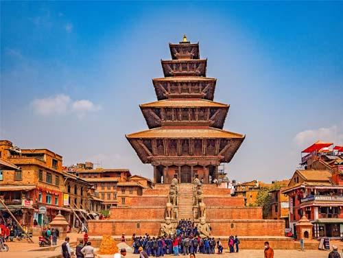 City Tour of Patan and Bhaktapur Durbar Square