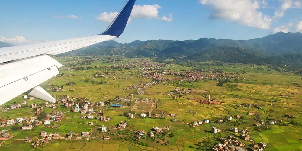 Pokhara to Kathmandu Flight
