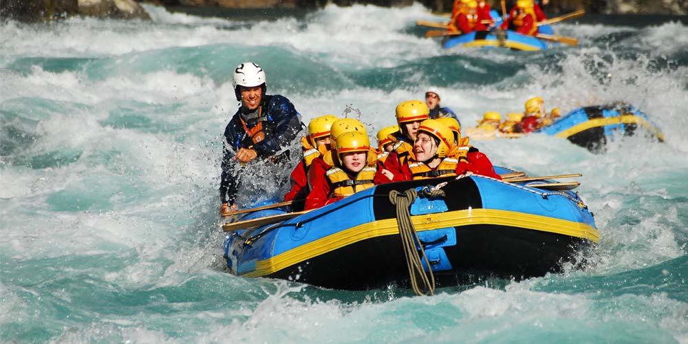 Trishuli River Rafting - 1 Day rafting adventure from Kathmandu